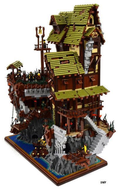 17 Best ideas about Lego Creations on Pinterest | Amazing lego ...