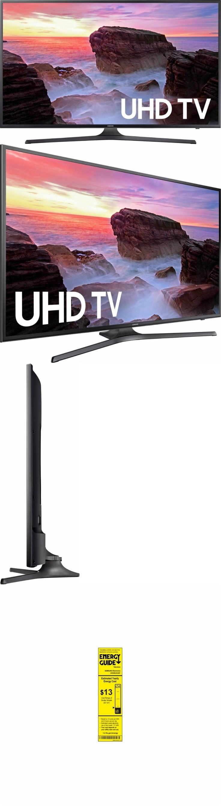 Televisions: Samsung 50 Inch 4K Ultra Hd Hdr Smart Tv Un50mu6300f Uhd Tv Brand New -> BUY IT NOW ONLY: $594.95 on eBay!
