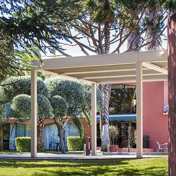 1000 ideas about pergola alu on pinterest pergola pergola en aluminium and couverture terrasse - Outdoor amenager ...