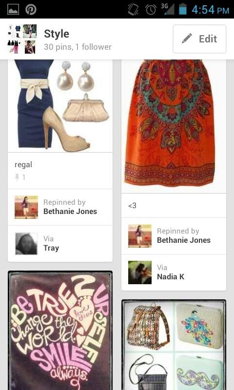 My style #9