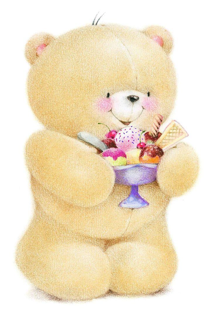 Большие открытки с медведями, картинка ремонта