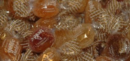 #caramelle #gelatine #frutta #candy  http://www.lemilleeunamella.it/