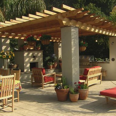 Building Backyard Bbq Design Ideas, Pictures, Remodel, and Decor - page 5