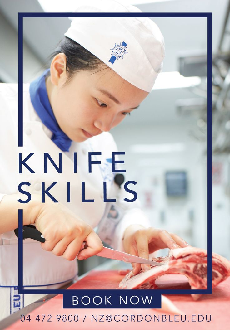 Sharpen up your knife skills at our half day short course held on the 18th of March.