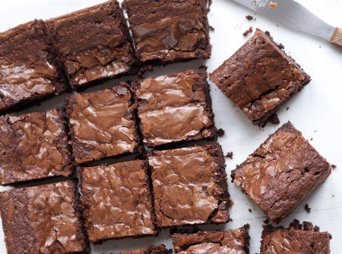 Κέικ υγρή σοκολάτα