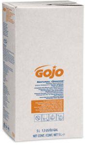 Nou la Consumabile-eu.ro! Rezerve de sapun lichid pentru maini Gojo Pro 5000 ml.