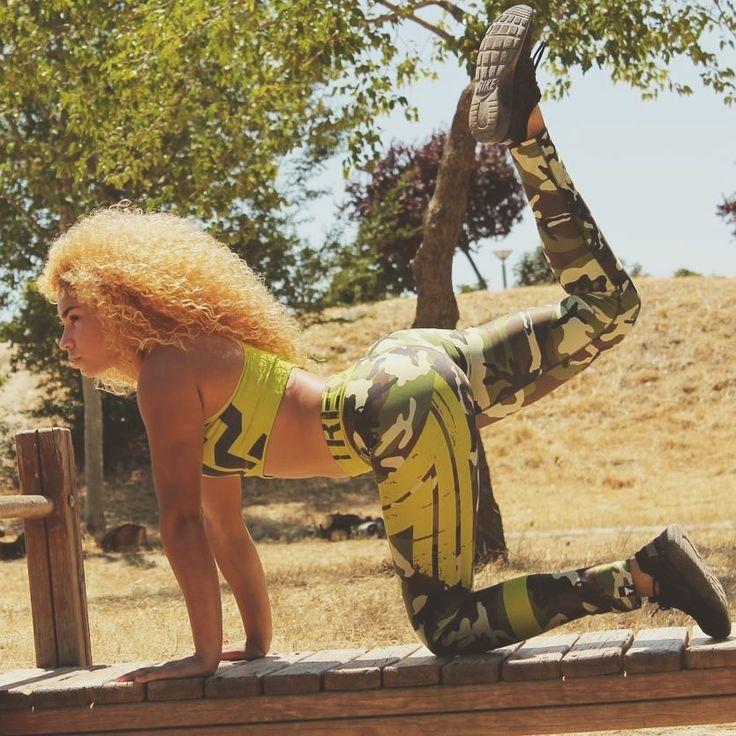 trecgirl_official #lion lady - our new #trecgirl from #spain :) Isn't she gorgeous? @alejandra_usc  #motivation #motywacja #instafit #fitspiration #workout #trening #training #ćwiczenia #fit #fitgirl #spanishgirl #fitness #calisthenics #streetworkout #wakacje #holiday #summer #sun #słońce #getfit #gymgirl #fitfreak #handstand #strongisthenewskinny #fitisthenewskinny #girlswholift #liftlikeagirl @trecwear @trecnutrition