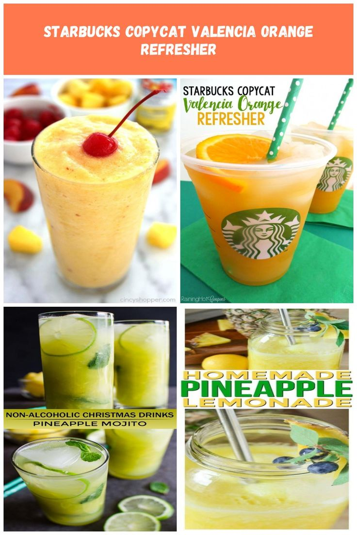 TROPICAL SLUSHIES #drink #cocktail drinks nonalcoholic   – light-hair