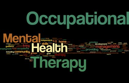 OT's with Apps: National Occupational Therapy Month-OT Resources for Mental Health. Pinned by SOS Inc. Resources. Follow all our boards at pinterest.com/sostherapy/ for therapy resources.