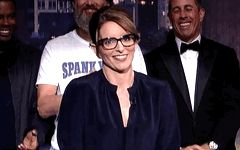 Tagged tina fey, happy dance, david letterman, body roll, thanks dave via Giphy http://ift.tt/1K5vcmN