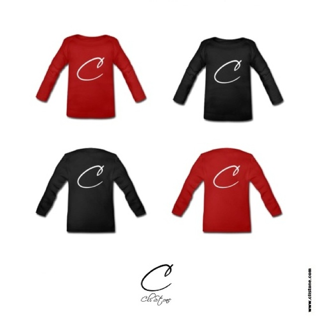 Cli Stone Clothing, Baby's Long Sleeve, www.clistone.com/clothing