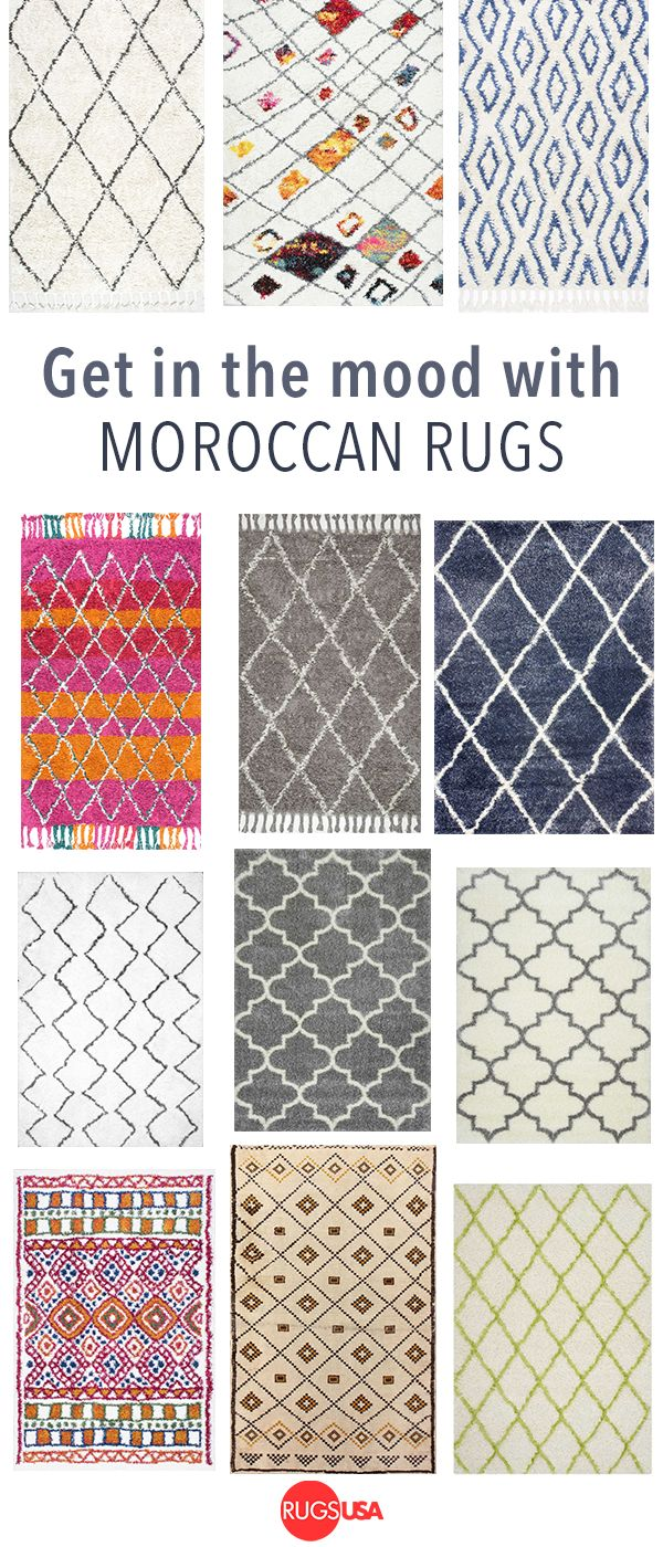 Brand-new 190 best Moroccan Inspiration images on Pinterest | Rugs usa  BX66