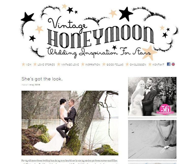 Blogg | Hélena Parmér - Foto med Förnuft & Känsla Publicerad på Skandinaviens största bröllopsblogg Vintage Honeymoon
