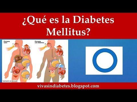 ¿Qué es la Diabetes Mellitus?