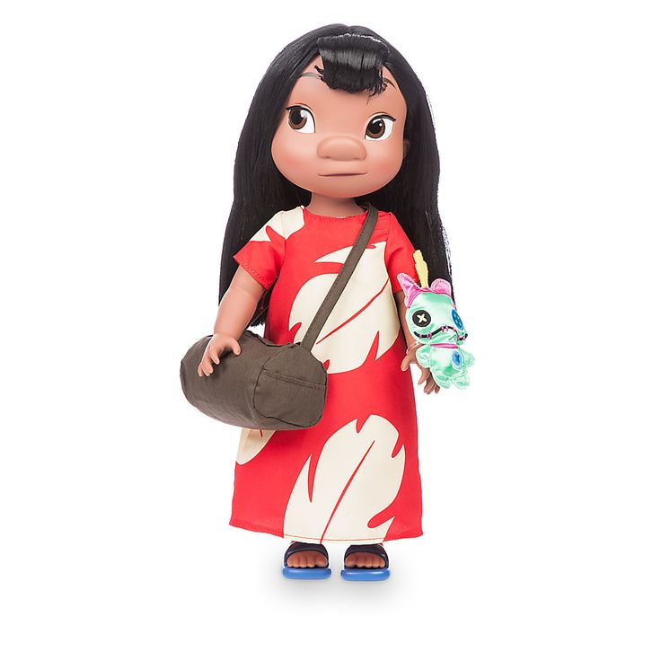Disney Animators' Collection Lilo Doll - 16'' from Disney Store Little Lilo wants to share the island spirit of Aloha with you and your family. Celebrating the rich heritage of Disney Animation, this...
