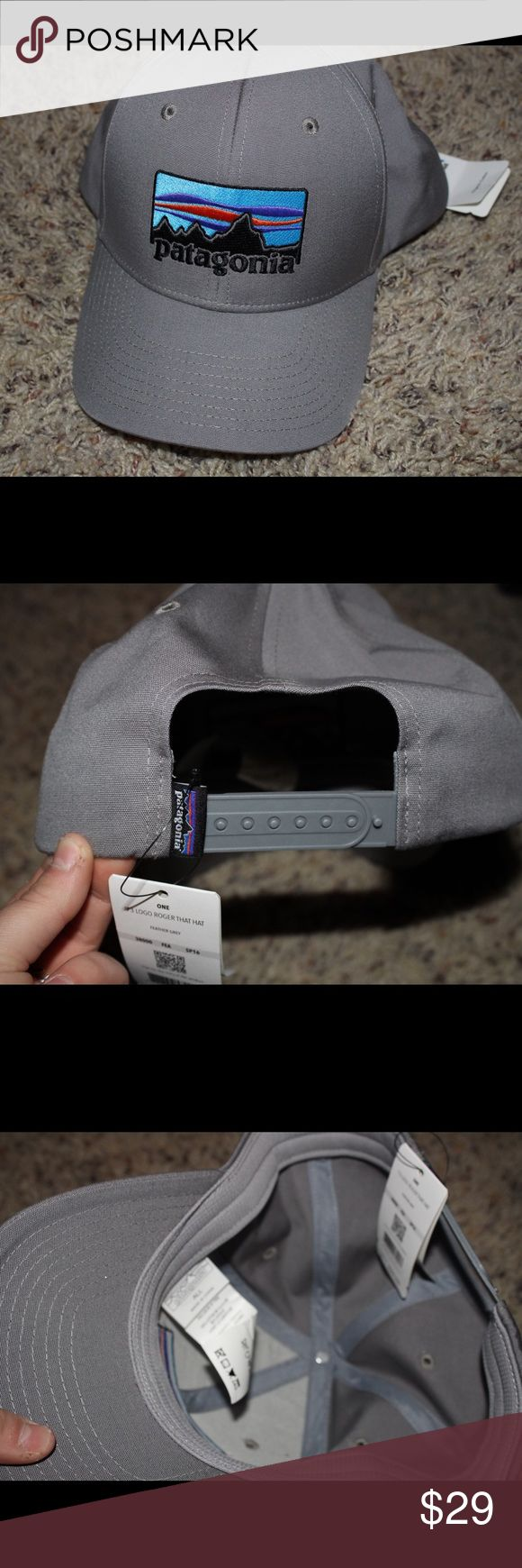 ***NO LONGER FOR SALE**** dark grey NWT Patagonia Accessories Hats
