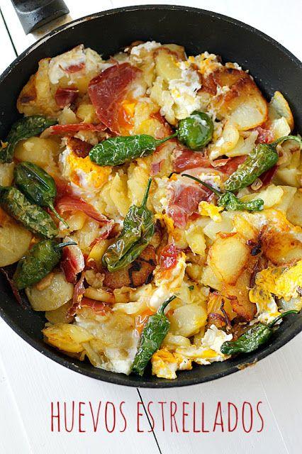Huevos estrellados - Hogar y Cocina