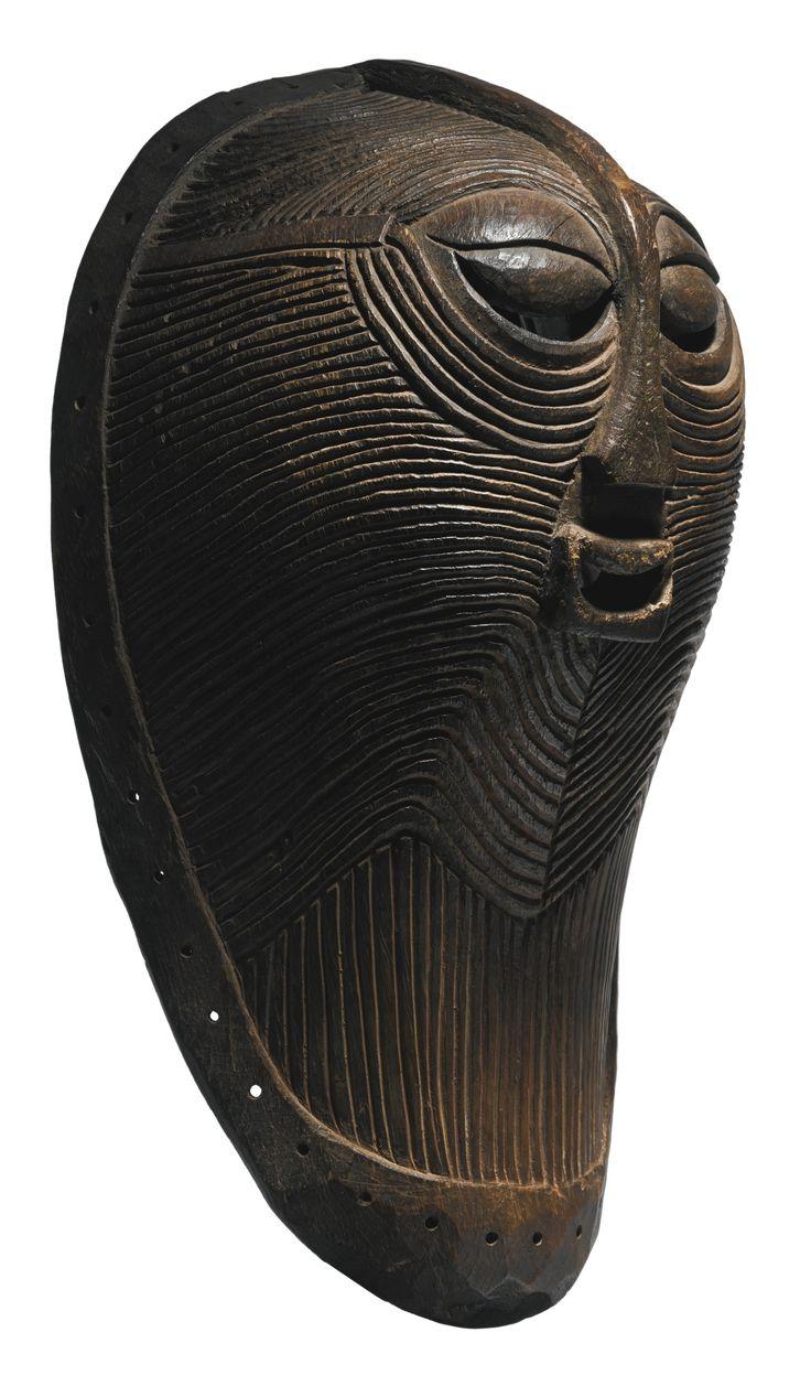 Songye-Luba Kifwebe Mask, Democratic Republic of the Congo | Lot | Sotheby's