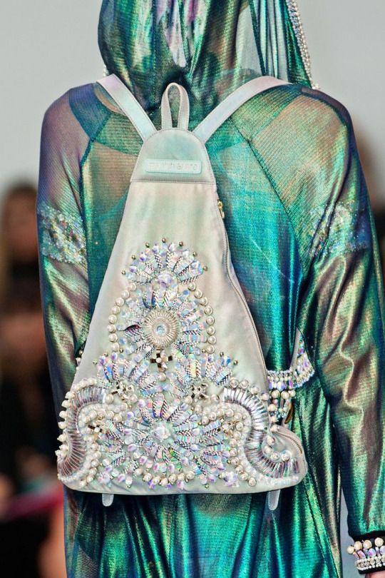 Manish Arora S/S 2015 Backpack...i want the jacket
