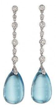 Come scegliere i gioielli con topazio - orecchini http://molu.it/come-scegliere-gioielli-con-topazio/