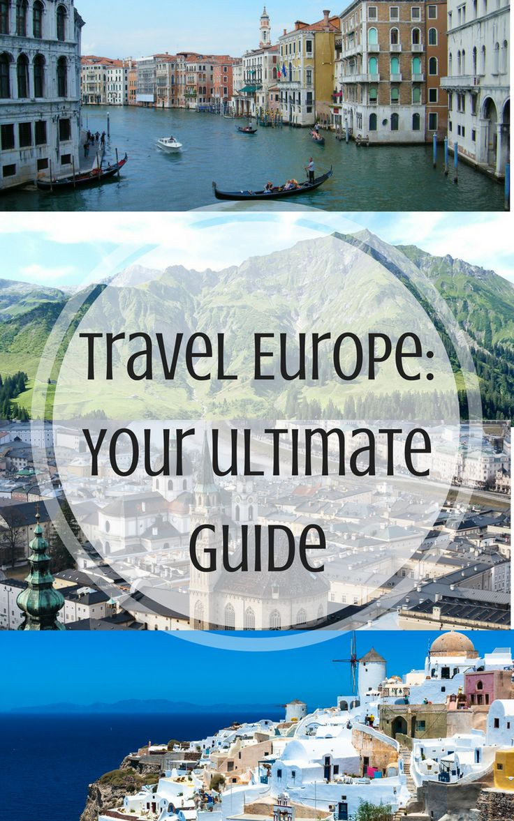 Travel Europe: an Ultimate Travel Guide to Europe. Europe is home to many cultures and historical events, making the most sought-after destination from backpackers and travellers alike. via @gayglobetrotter