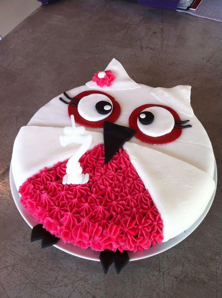 Gâteau des 7 ans de ma fille.