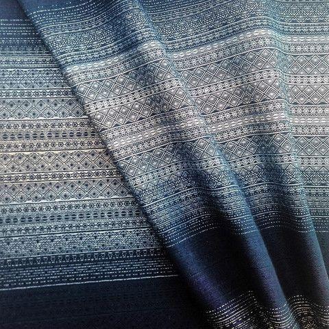 Blues hemp - Didymos Woven wrap - Indio Limited Edition