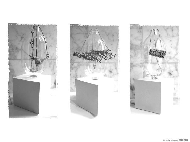 filigran jewelry in natural recycled materials