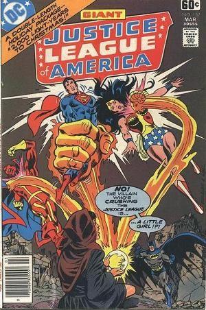 Justice League of America #152 (1978)