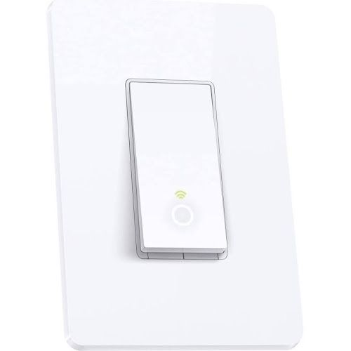 Tp Link Tp Link Hs200 Smart Light Switch 100 120v Wi Fi Google Express Light Switch Smart Lighting Wifi