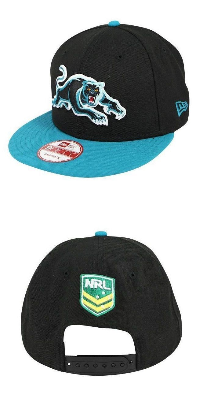 Hats and Headwear 123876: New Era Penrith Panthers 9Fifty Team Cap Snapback, Raised Embroidered Club Logo BUY IT NOW ONLY: $148.95