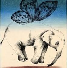 Resultado de imagen de tatuajes de elefantes indios