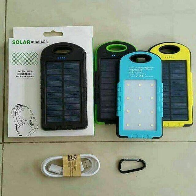 #Repost @jktkom  NEW ARRIVAL!!! Powerbank Solar Lampu LED 198.000mAh (Tidak Real ya ) Keunggulan: Bila PowerBank ini kena Sinar Matahati maka akan otomatis Charger isi Ulang (tidak harus dijemur sinar terang matahari aja sudah berfungsi) Bisa juga isi Ulang dengan Listrik Seperti Powerbank yg Lain . . Free carabiner dan kabel data samsung micro  Ready warna hitam pink biru kuning hijau  Harga Rp.150ribu  Tanya barang warna stock?  langsung aja Order  Line@ jakartakomputer (pakai @ yaa)…