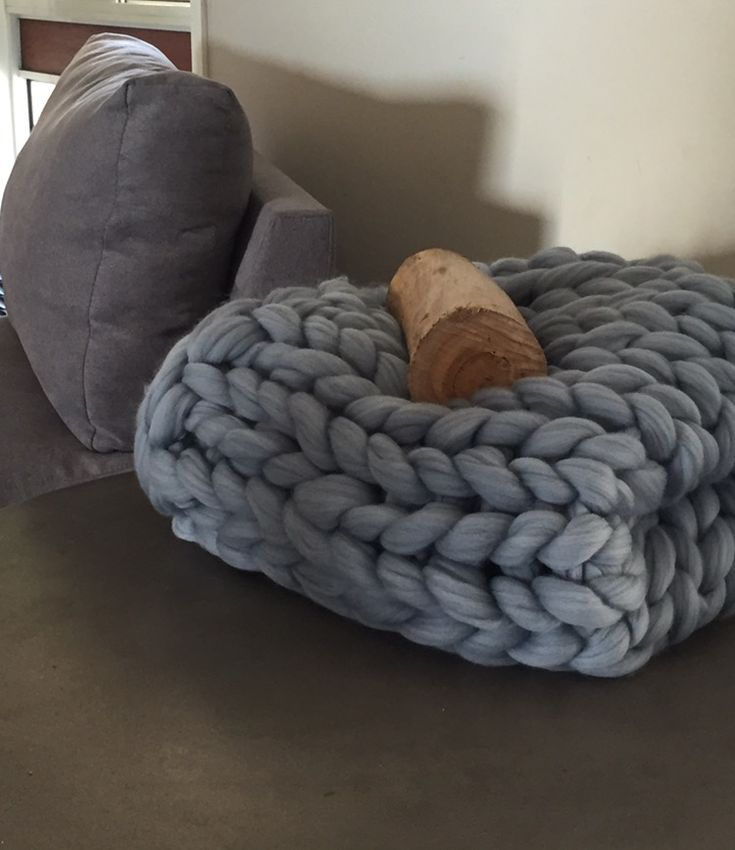 #chunkyknitstyle #merinowool #blanket #special $224.99