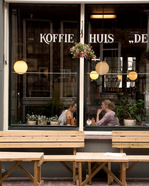 Cafe Culture Amsterdam Koffie Huis | coffee