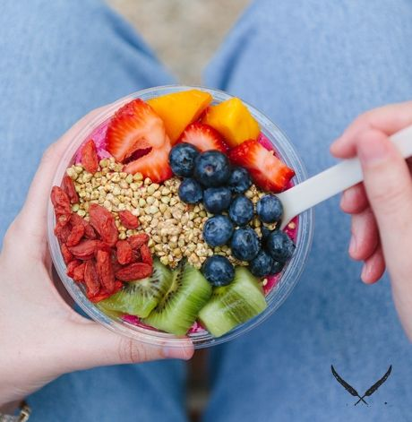 Coco Bliss Superfood Bar. Oxford St, Bulimba. 7 Days 6.30-4.30pm . Juices, Protein Smoothies, Salads and falafel