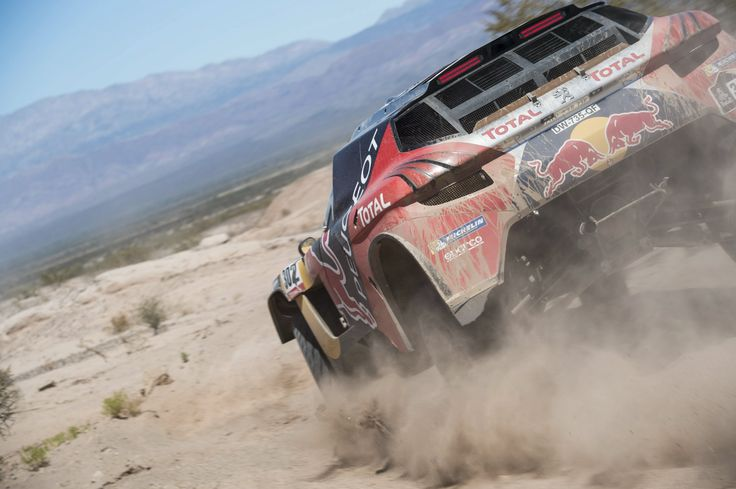 Further Information: http://www.peugeot.co.uk/2008-dkr/ Images: © Red Bull Media House