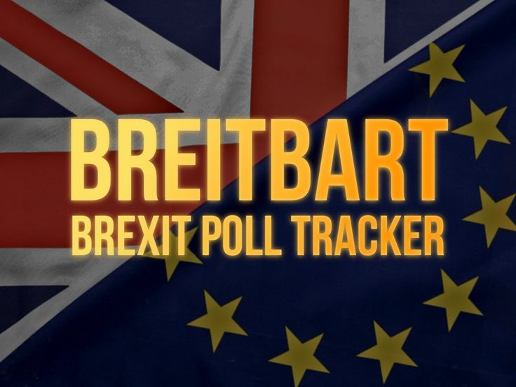 Latest Brexit Poll Tracker