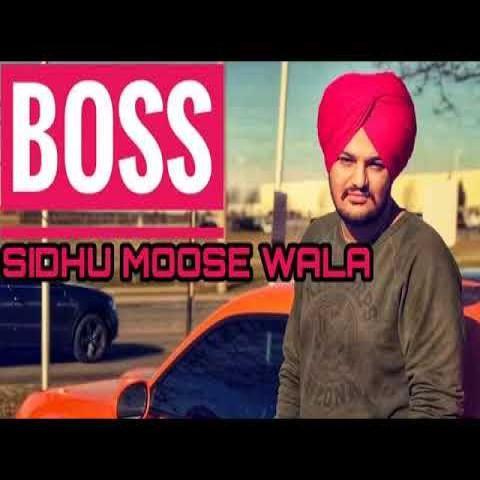 Boss Sidhu Moosewala Mp3 Song Download 2017 | RaagHits Com in 2019