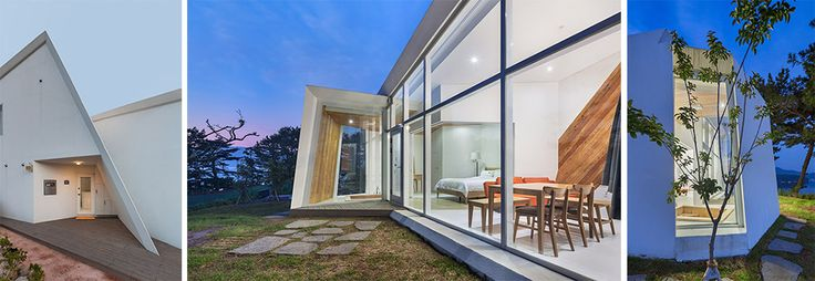Knot House unfolds in Geoje Island, South Korea / Atelier Chang -