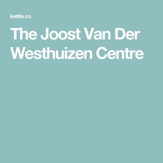 The Joost Van Der Westhuizen Centre
