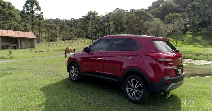 Primeiro SUV compacto global da Hyundai, Creta tem itens exclusivos para o Brasil