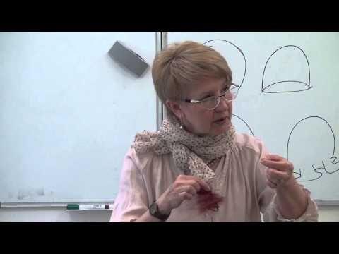 Ирина Спасская. Технология. Шляпка - YouTube