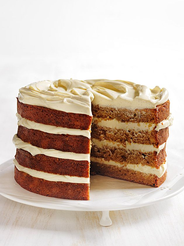 Wholesome Banana Layer Cake | Donna Hay