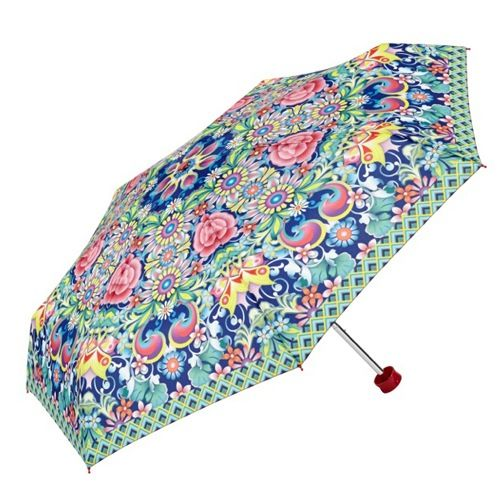 Catalina Estrada Umbrella with roses, daisies, butterflies... the whole garden in your hands.