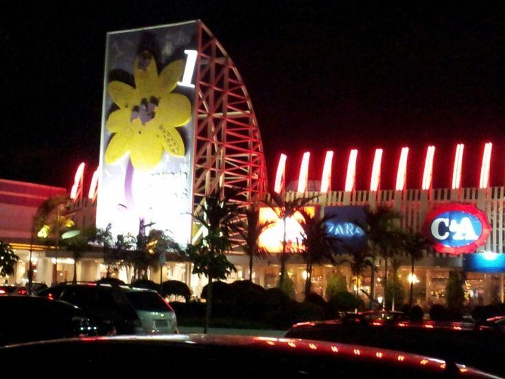 Parque D. Pedro Shopping em Campinas, SP
