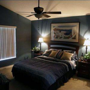 Dark Furniture Small Bedroom