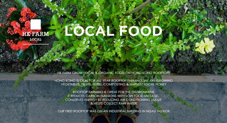 HK Farm - Local Food