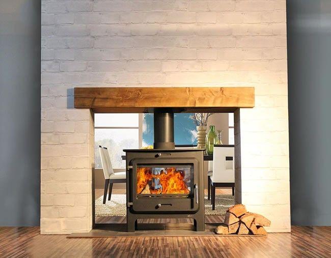 Best 25 Wood Stove Wall Ideas On Pinterest Stoves