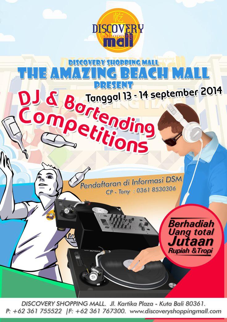 """"""" The AMAZING Beach Mall """" Discovery Shopping Mall, Jl. Kartika Plaza, Kuta 80361 P  : 0361 755522 W  : www.discoveryshoppingmall.com T  : @DISCOVERY_bali P  : http://pinterest.com/dsmbali I  : http://instagram.com/dsmbali Fb : http://www.facebook.com/pages/discovery-shopping-mall/"""